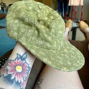 Fairends Floral hat!